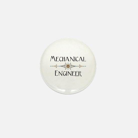 Mechanical Engineer Mini Button (10 pack)