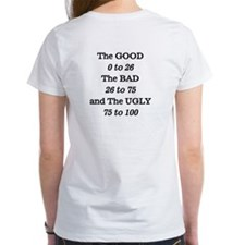 Good, Bad and Ugly Quote Tee