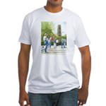 Water COlor petanque T-Shirt