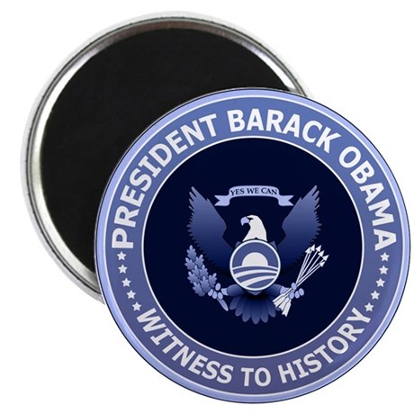 Obama Victory Seal Magnet