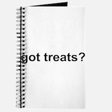 Got Treats Journal
