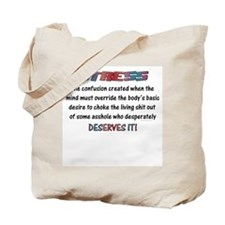 Stress! Tote Bag