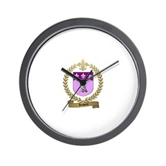 HUBERT Family Wall Clock