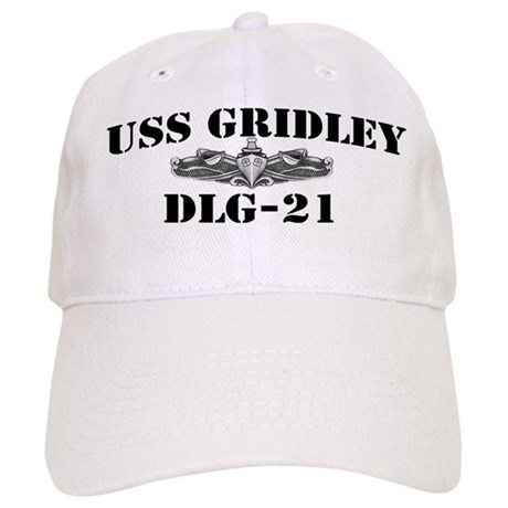 USS GRIDLEY Cap