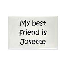 Josette Rectangle Magnet