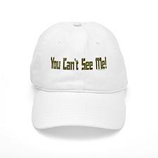 Camouflaged Baseball Cap