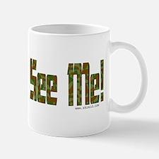 Camouflaged Mug