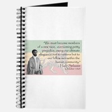 Haile Selassie Journal