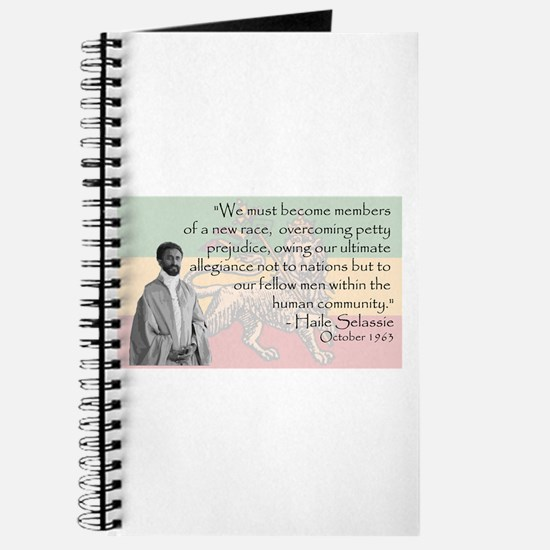 Haile Selassie Journal