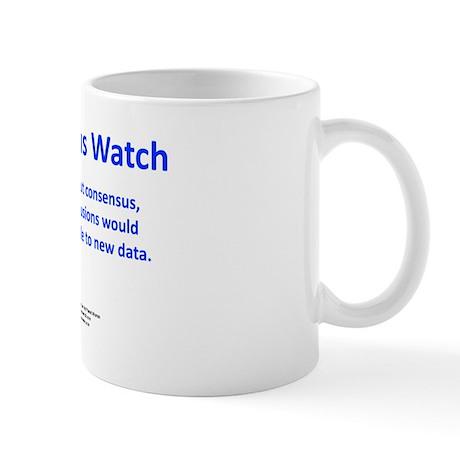 Consensus Watch Mug