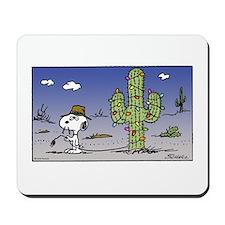 Cactus Lights Mousepad