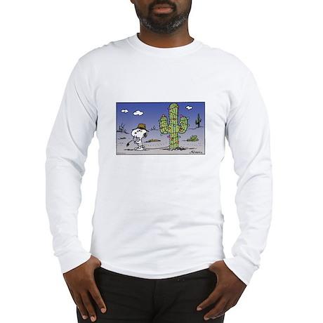 Cactus Lights Long Sleeve T-Shirt