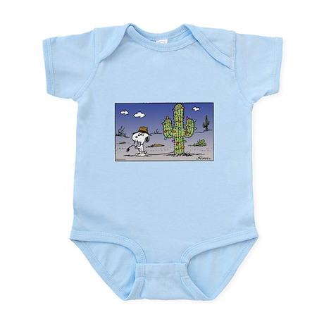 Cactus Lights Infant Bodysuit