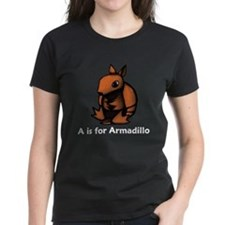A is for Armadillo Tee