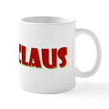 Mrs. Claus Mug