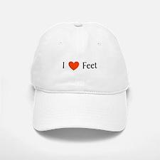 Feet Baseball Baseball Cap