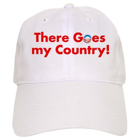there goes my country Cap