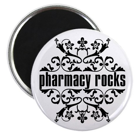 Pharmacy Rocks Magnet