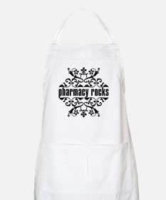 Pharmacy Rocks BBQ Apron