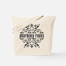 Pharmacy Rocks Tote Bag