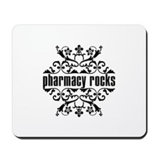 Pharmacy Rocks Mousepad