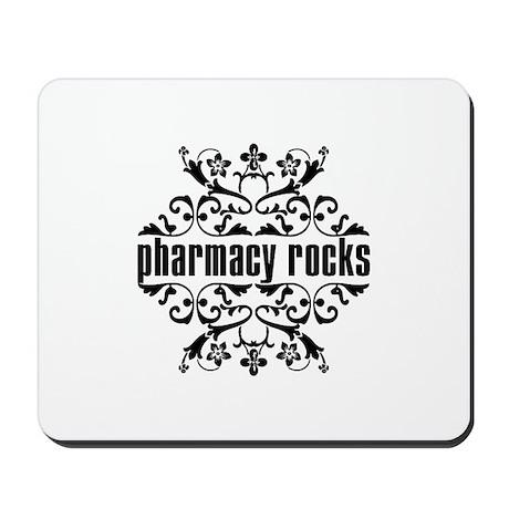 Pharmacy Rocks Mousepad