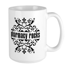 Pharmacy Rocks Mug
