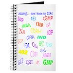 GXP Acronym Journal