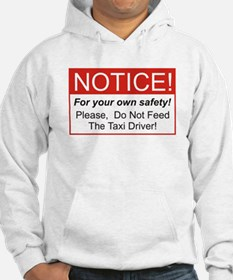 Notice / Taxi Driver Hoodie