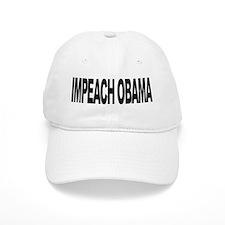 Impeach Obama (L) Baseball Cap