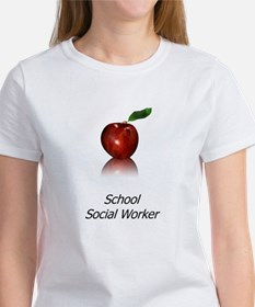 School Social Worker Women's T-Shirt