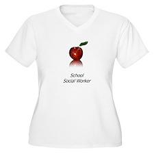 School Social Worker T-Shirt
