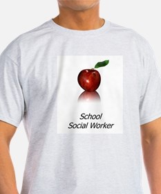 School Social Worker T-Shirt