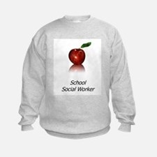 School Social Worker Sweatshirt
