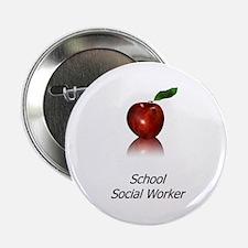 "School Social Worker 2.25"" Button"