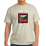 Hurricane Katrina Survivor Ash Grey T-Shirt