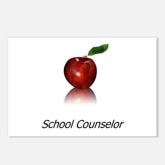 School Counselor Postcards (Package of 8)