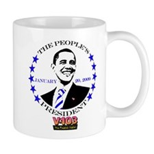 The People's President (2) Mug