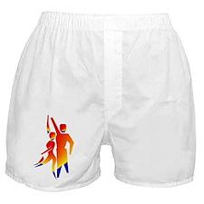 Latin Dancers #1 Boxer Shorts