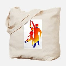 Latin Dancers #1 Tote Bag