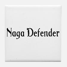 Naga Defender Tile Coaster
