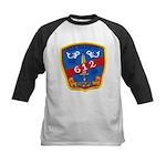 USS GUARDFISH Kids Baseball Jersey