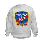 USS GUARDFISH Kids Sweatshirt