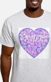 Savannah Ash Grey T-Shirt