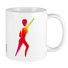 Jazz Dancer #1 Coffee Mug