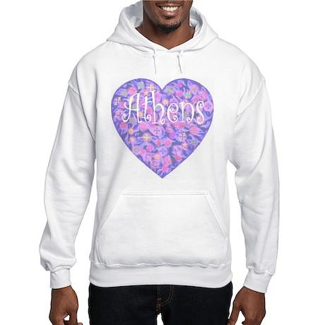 Athens Hooded Sweatshirt