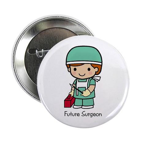 Future Surgeon boy Button