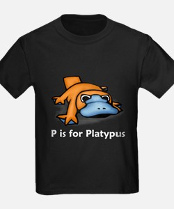 P is for Platypus T