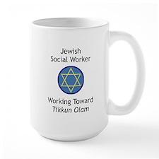 Jewish Social Worker Coffee Mug