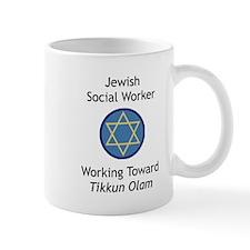 Jewish Social Worker Mug